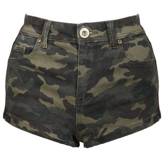 View Item Camouflage Shorts